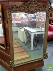 Sale 8532 - Lot 1067A - Gilt Framed Mirror