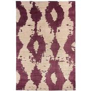 Sale 8820C - Lot 5 - A Nepal Revival Ikat Design in Tibetan Highland Wool 297x187cm