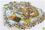 Sale 8599 - Lot 29 - A Collection of Vintage Costume Jewellery incl Oroton, Kramer, Silver, crystal, etc.