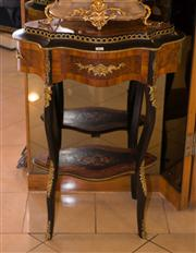 Sale 7984 - Lot 27 - Antique French Napoleon III marquetry inlaid planter / wine cooler