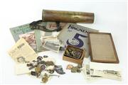 Sale 8461 - Lot 18 - Australian Military Badges & Ephemera