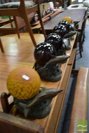 Sale 8500 - Lot 1221 - Collection of Table Lamps