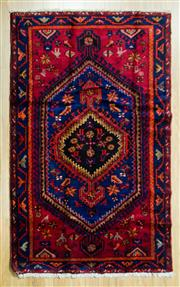 Sale 8589C - Lot 37 - Persian Shiraz , 210x130