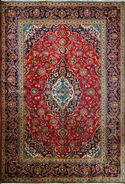 Sale 8307A - Lot 92 - Persian Kashan 345cm x 240cm RRP $4000