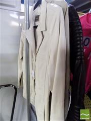 Sale 8464 - Lot 2214 - 5 Leather Coats incl Sirocco, Ange & Coup