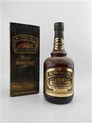 Sale 8531 - Lot 1979 - 1x Bowmore Islay Single Malt Scotch Whisky - old bottling in box