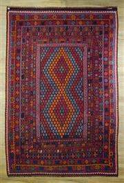 Sale 8585C - Lot 100 - Persian Kilim 380cm x 254cm
