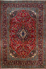 Sale 8307A - Lot 93 - Persian Kashan 200cm x 290cm RRP $3000