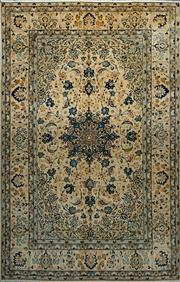 Sale 8360C - Lot 18 - Persian Kashan 310cm x 205cm