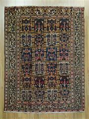Sale 8589C - Lot 40 - Persian Bakhtiari Vintage, 200x165