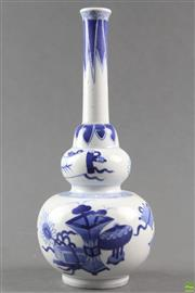 Sale 8594 - Lot 53 - Chinese Blue And White Vase