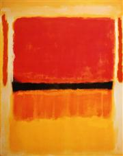 Sale 8592A - Lot 5072 - Mark Rothko (1903 - 1970) - Untitled, 1949 76 x 60cm (frame size: 98 x 84cm)