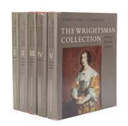 Sale 8864 - Lot 6 - FAHY, Everett & WATSON, Sir Francis - The Wrightsman Collection, Volumes I - V Conneticut, New York Graphic Society, 1966-73