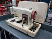 Sale 8889 - Lot 1089 - Lemair Cased Sewing Machine