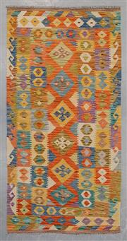 Sale 8480C - Lot 81 - Persian Kilim 200cm x 100cm