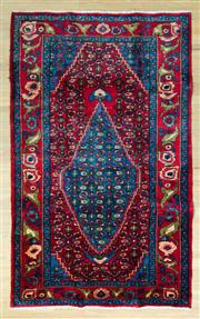 Sale 8589C - Lot 42 - Persian Husseinabad, 225x135