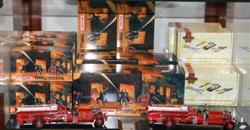 Sale 7917 - Lot 38 - Matchbox Models of Yesteryear Boxed Cars incl Fire Engine Series
