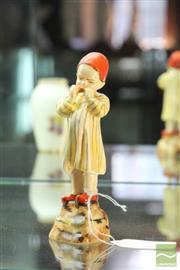 Sale 8256 - Lot 2 - Royal Worcester Figure Egypt by Freda Doughty