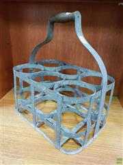 Sale 8625 - Lot 1066 - French Bottle Carrier