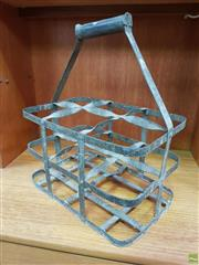 Sale 8625 - Lot 1062 - French Bottle Carrier