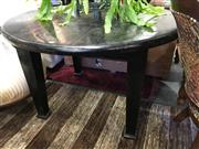 Sale 8782 - Lot 1391 - Timber Round Top Occasional Table
