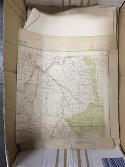 Sale 9152 - Lot 2402 - Collection of Maps of the new England Region
