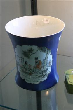 Sale 7914 - Lot 65 - Chinese Famille Rose Vase