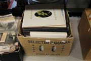 Sale 8346 - Lot 2334 - Box of Records incl Dionne Warwick