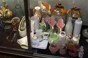Sale 8379 - Lot 173 - Sharpe Bros Demi-Johns (2) with other Ceramics incl. Diana