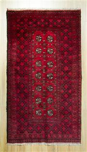 Sale 8589C - Lot 46 - Afghan Akcha, 200x100