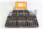 Sale 8935D - Lot 605 - A Collection of Oriental Wares inc Abacus and Snuff Bottles