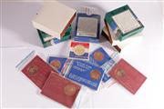 Sale 9035M - Lot 897 - Collection of coins and medals incl. silver proof examples