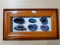 Sale 9176 - Lot 2666 - Six mounted caves