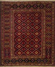 Sale 8406C - Lot 34 - Persian Somak 190cm x 160cm
