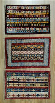 Sale 8589C - Lot 49 - Afghan Ariana 3 pieces, 65x45