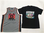 Sale 8926M - Lot 37 - Big Day Out 2008 Tee Shirt together with a Big Day Out 2009 Singlet, both size XL