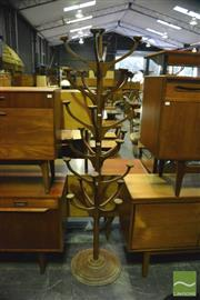 Sale 8350 - Lot 1018 - Milners 24 Branch Hat Rack