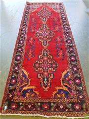 Sale 8566 - Lot 1340 - Persian Hamadan Runner (320 x 120)
