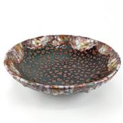 Sale 8607R - Lot 14 - Royal Doulton Burslem Limited Edition Wenzhou Bowl in Chang (65 of 250) (D: 36cm)