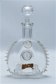 Sale 8869 - Lot 41 - Baccarat Crystal Decanter for Remy Martin (A/F, Chips to sides)