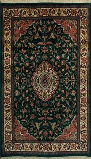 Sale 8360C - Lot 25 - Pak Persian Kerman 230cm x 160cm