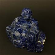 Sale 8567 - Lot 661 - Sodalite Buddha