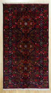 Sale 8589C - Lot 52 - Persian Baluchi, 204x150