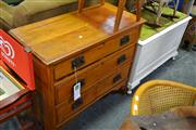Sale 8013 - Lot 1086A - Chest of Three Drawers