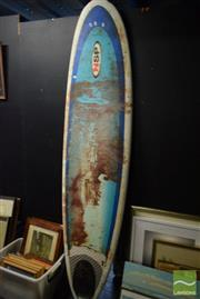 Sale 8530 - Lot 2126 - New Surf Project Surfboard