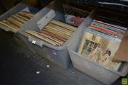Sale 8214 - Lot 2333 - 3 Tubs of LP Records