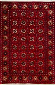 Sale 8418C - Lot 18 - Afghan Silk Bukhara 125cm x 180cm