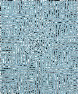 Sale 9161 - Lot 582 - BAMBATU NAPANGARDI (1940 - ) Womens Ceremony acrylic on canvas 96 x 81 cm (stretched and ready to hang) signed verso; certificate o...