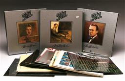 Sale 9136 - Lot 87 - A collection of mostly jazz LP records including Giants Of Jazz and Art Tatum