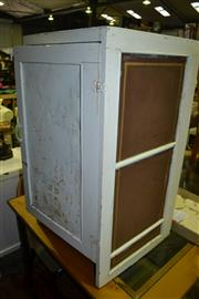 Sale 8093 - Lot 1482 - Timber Meat safe